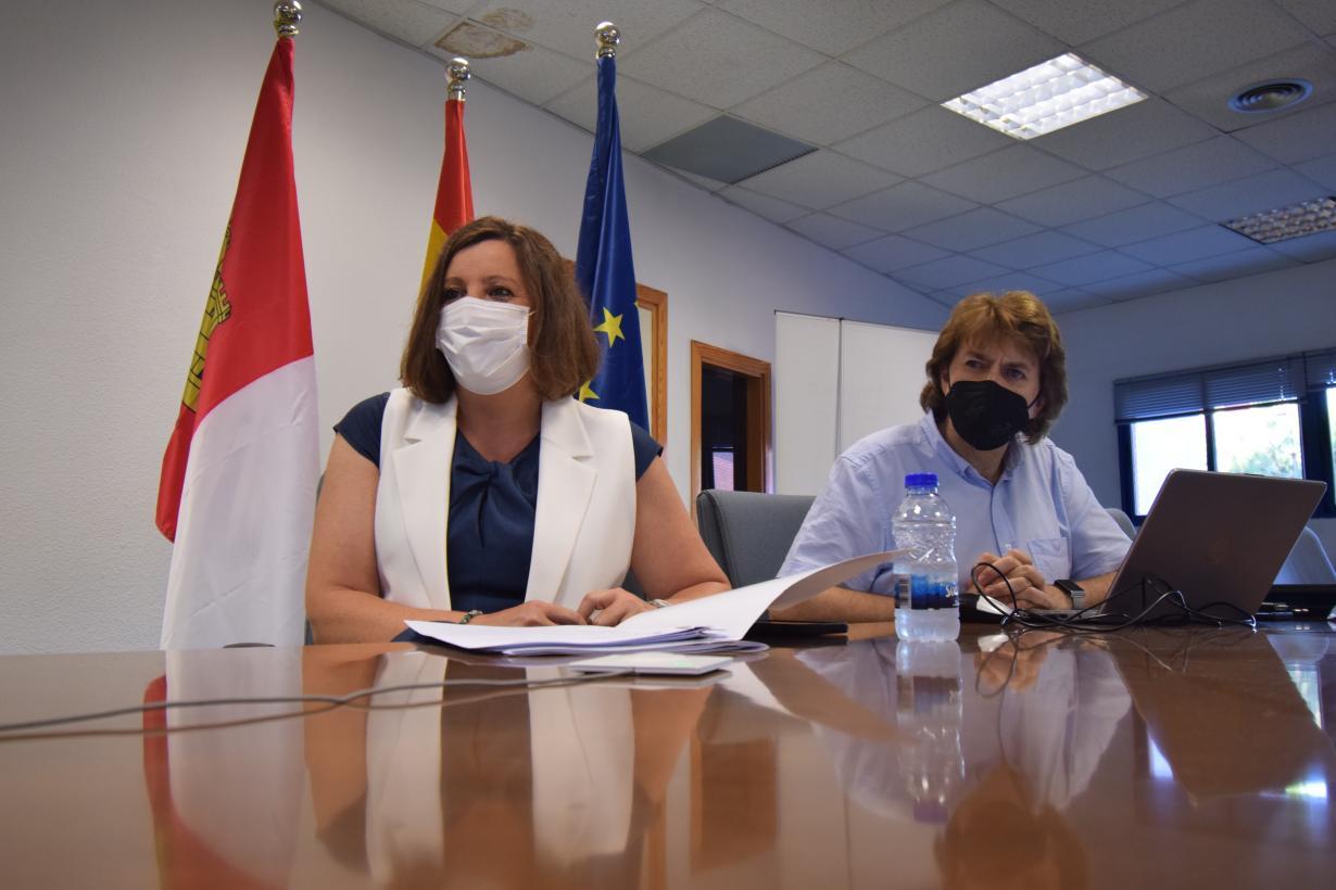 El Gobierno de Castilla-La Mancha se sitúa como aliado de la industria del metal para su desarrollo en torno a la digitalización y la sostenibilidad