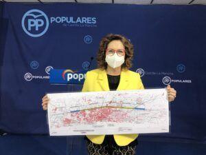 El PP exige el soterramiento del AVE a Sánchez y Ábalos frente a las traiciones de Page y la parálisis de la alcaldesa