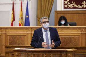 Rodríguez lamenta que la Ley del Juego en Castilla-La Mancha solo pretende recaudar más y no fomenta el juego responsable