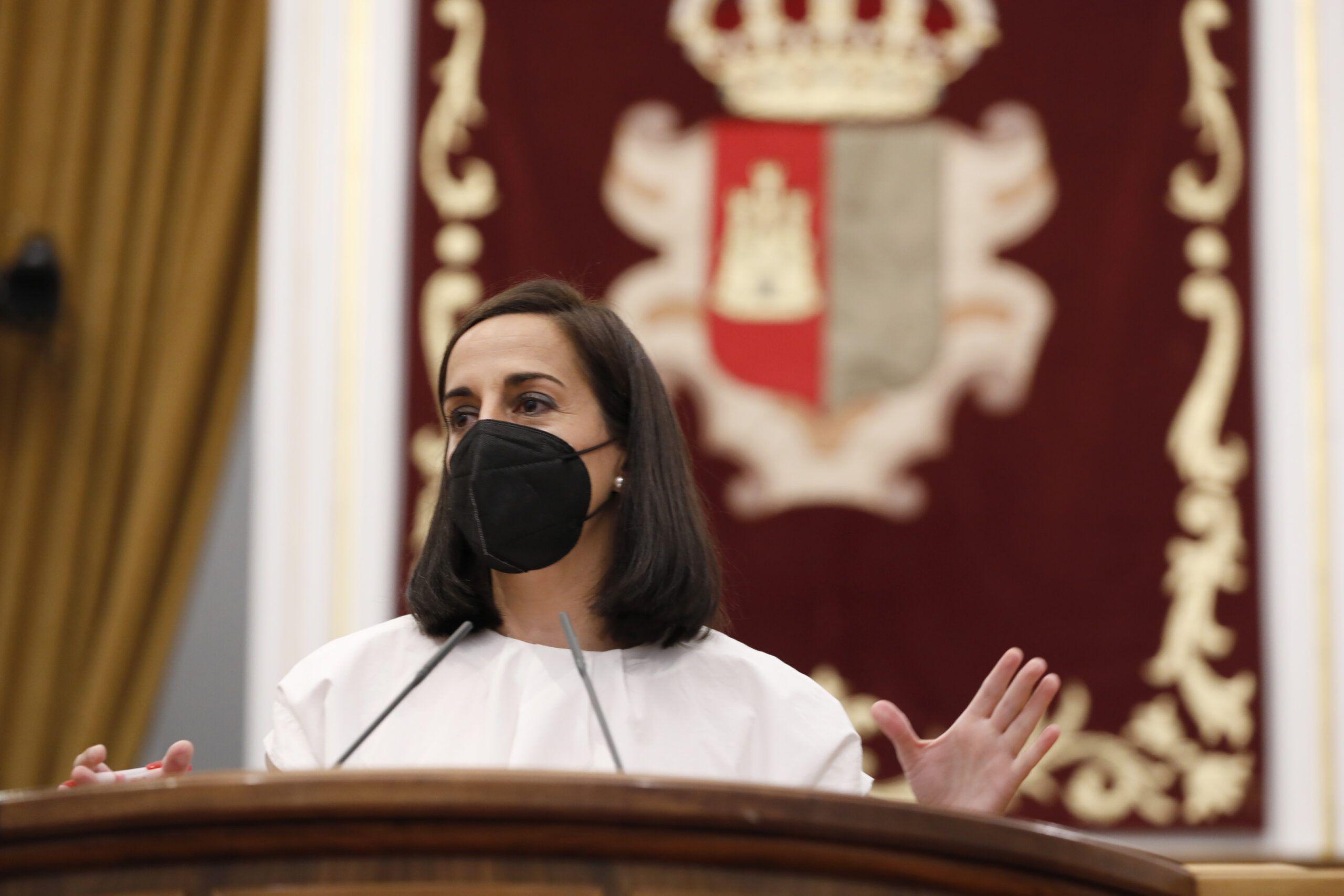 """Roldán: """"Los gobiernos del PSOE, en España y en la región, sólo han agravado el problema de la ocupación de viviendas"""""""