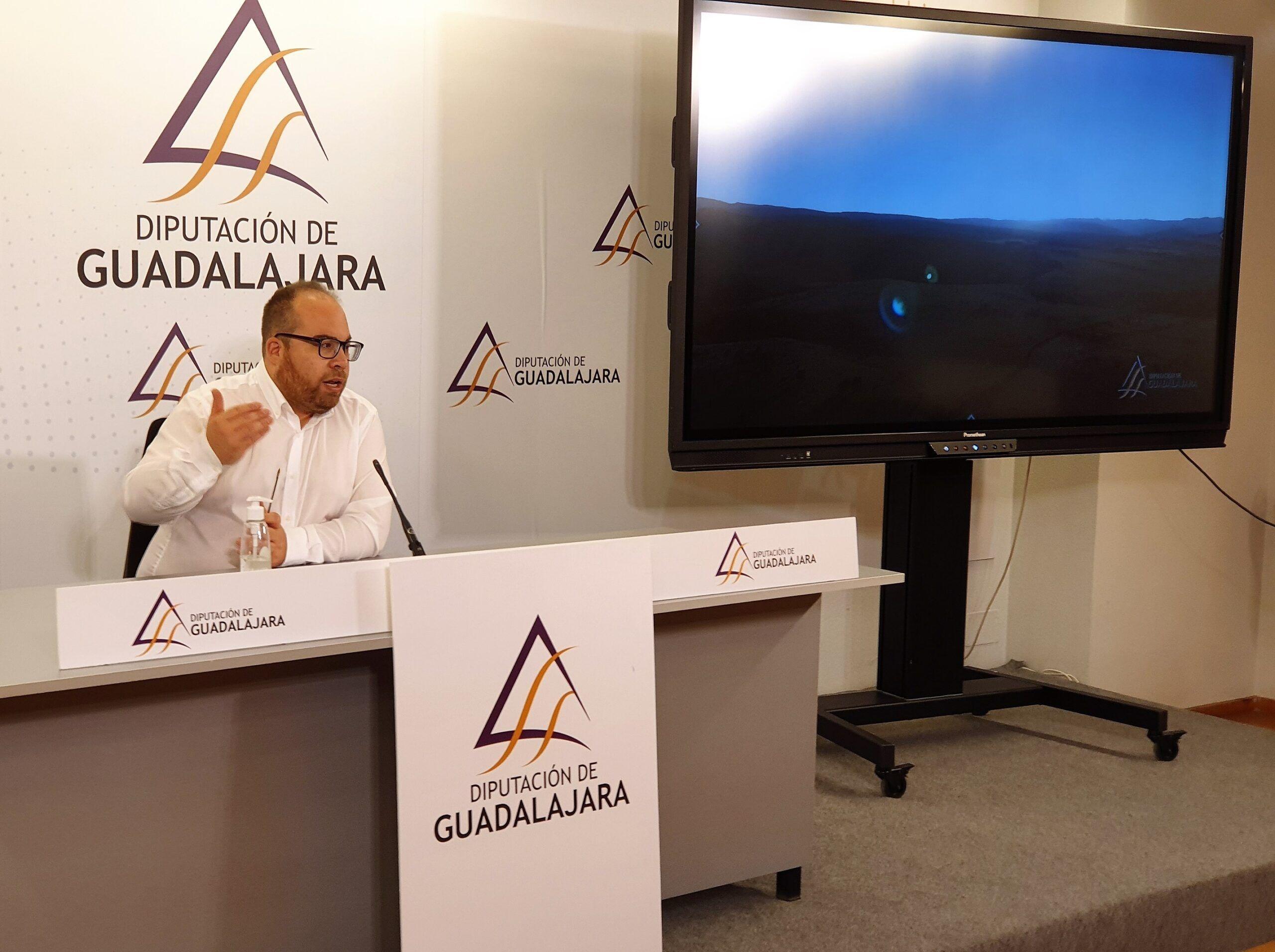 La Diputación explica sus actuaciones en un documental que reivindica el papel de la institución en provincias como Guadalajara