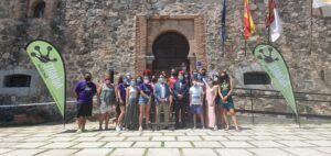 """La provincia de Toledo acoge este verano cuatro campos de voluntariado juvenil dentro del programa `Verano Joven Castilla-La Mancha"""""""
