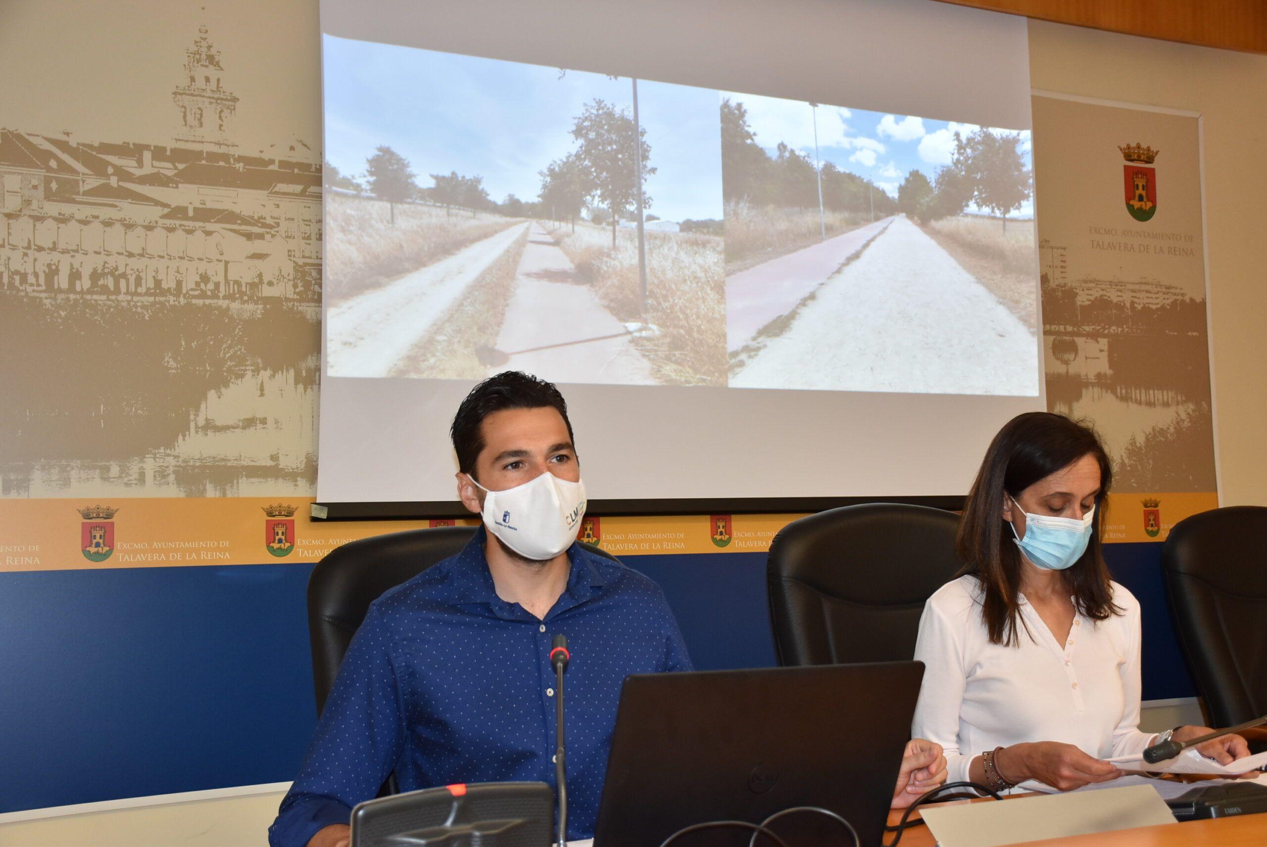 De la Llave destaca el buen ritmo y diligencia en el plan de desbroce de caminos que ya alcanza el 75 por ciento de ejecución