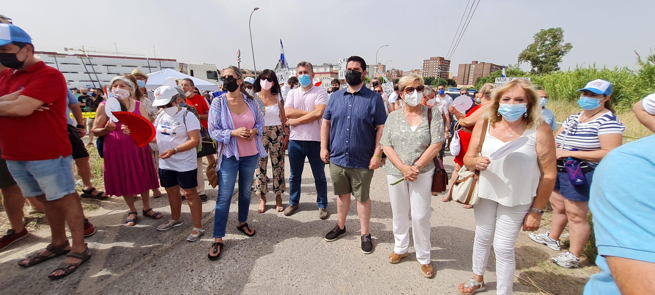 El equipo de Gobierno reafirma su compromiso en la defensa del soterramiento del AVE a su paso por Talavera