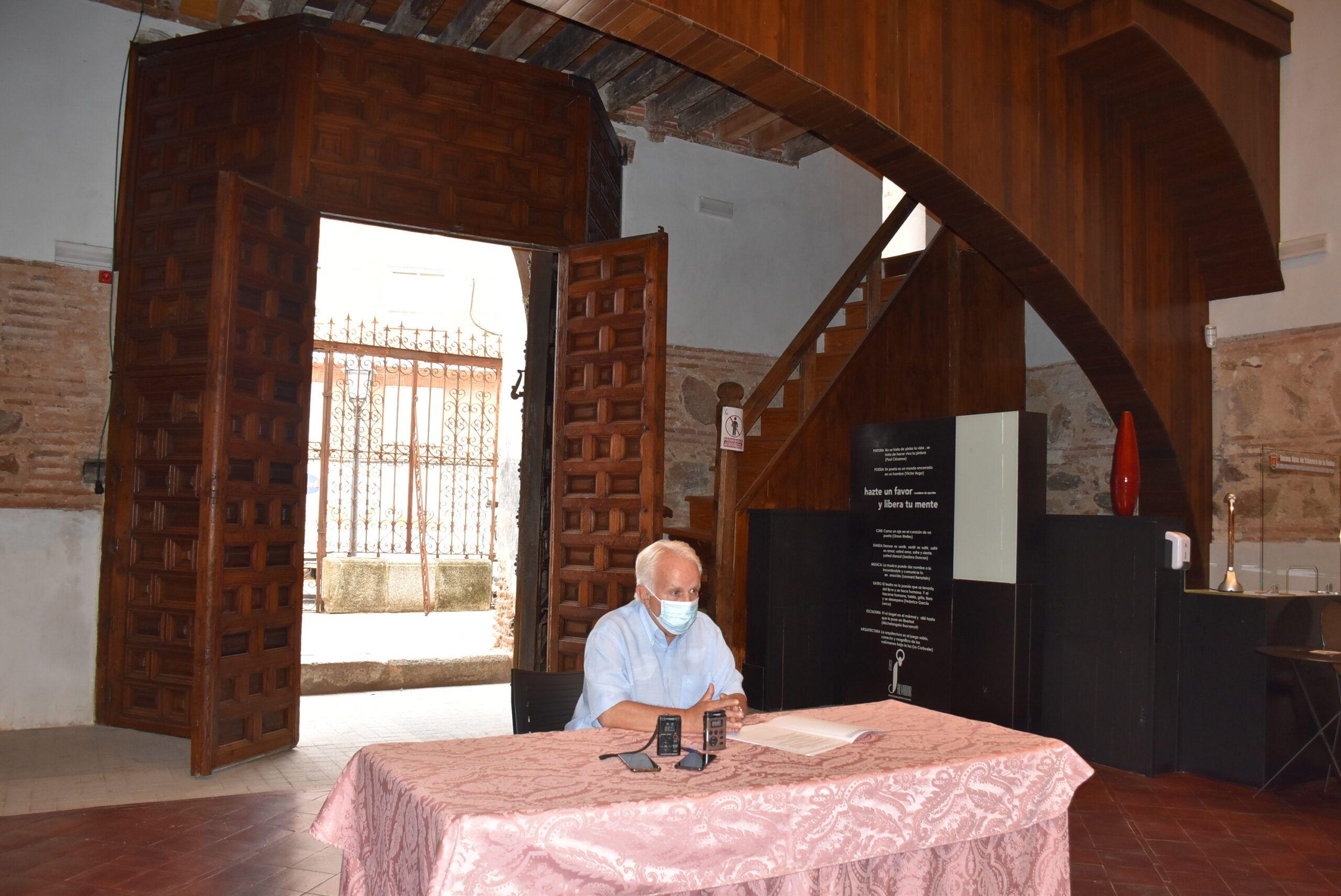 El Gobierno de Talavera destinará más de 1 millón de euros para la renovación y conservación de las infraestructuras culturales