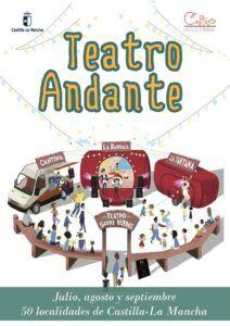 El Gobierno de Castilla-La Mancha llevará este verano el teatro a diez localidades de la provincia Ciudad Real de menos de dos mil habitantes