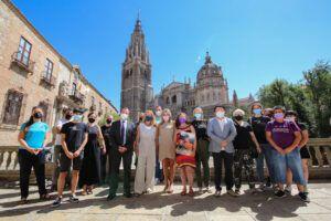 El Festival de Poesía 'Voix Vives' reunirá en septiembre a poetas de nueve países con nuevas propuestas creativas en el Casco Histórico
