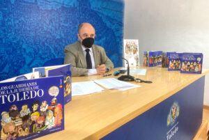 El Ayuntamiento presenta la nueva guía 'Guardianes por la Judería' pensada como reclamo del turismo familiar