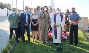 La Diputación de Toledo colabora en la ampliación del cementerio municipal de Yeles