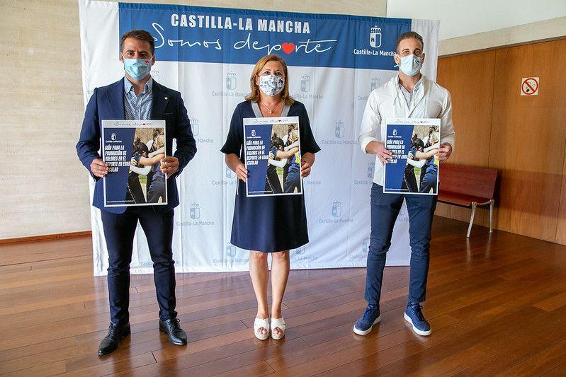El Diario Oficial de Castilla-La Mancha publica mañana la resolución con las ayudas a 125 deportistas de élite de la región