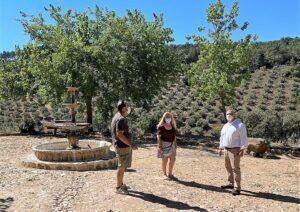El Gobierno de Castilla-La Mancha plantea la apertura de los centros de visitantes del Parque Natural del Valle de Alcudia y Sierra Madrona