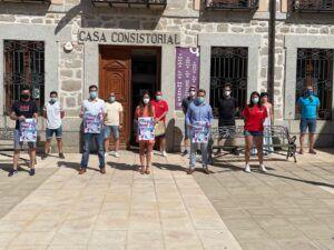 La Diputación de Toledo apoya la Semana de la Juventud y el Deporte de Sonseca