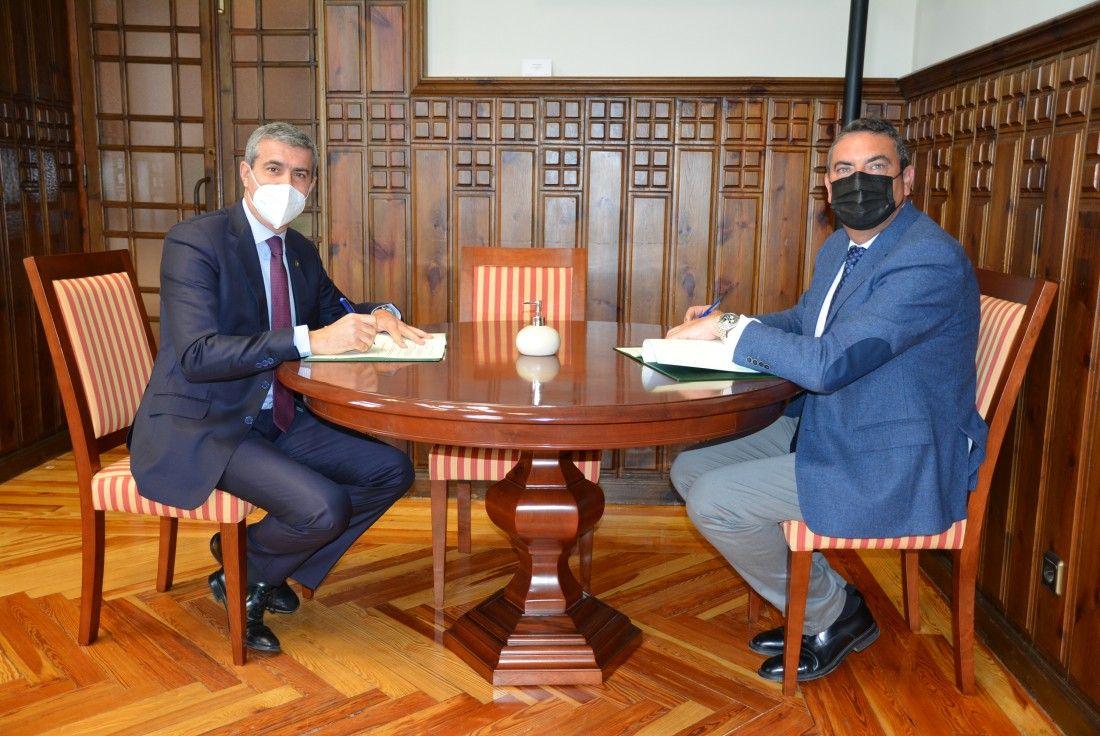 La Diputación favorece la formación en prevención de riesgos laborales en la provincia de Toledo