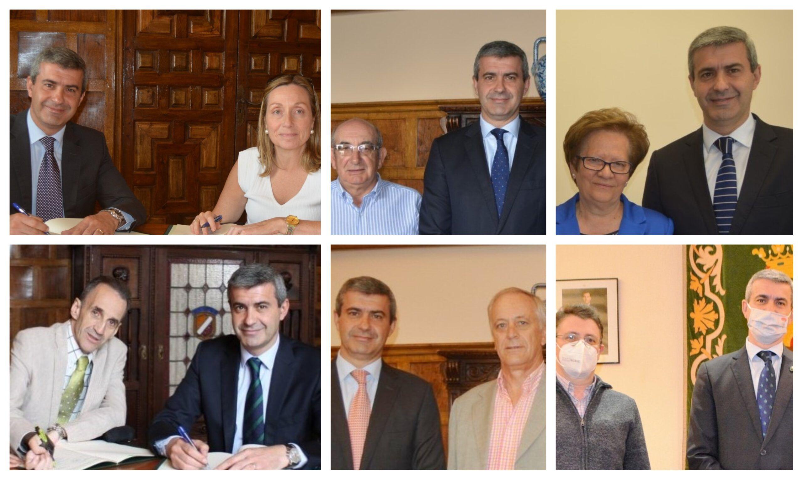 La Diputación de Toledo destina más de 86.000 euros a proyectos de carácter social e inclusivo