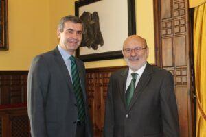 La Diputación de Toledo colabora con 15.000 euros para que el Banco de Alimentos atienda a personas y familias necesitadas