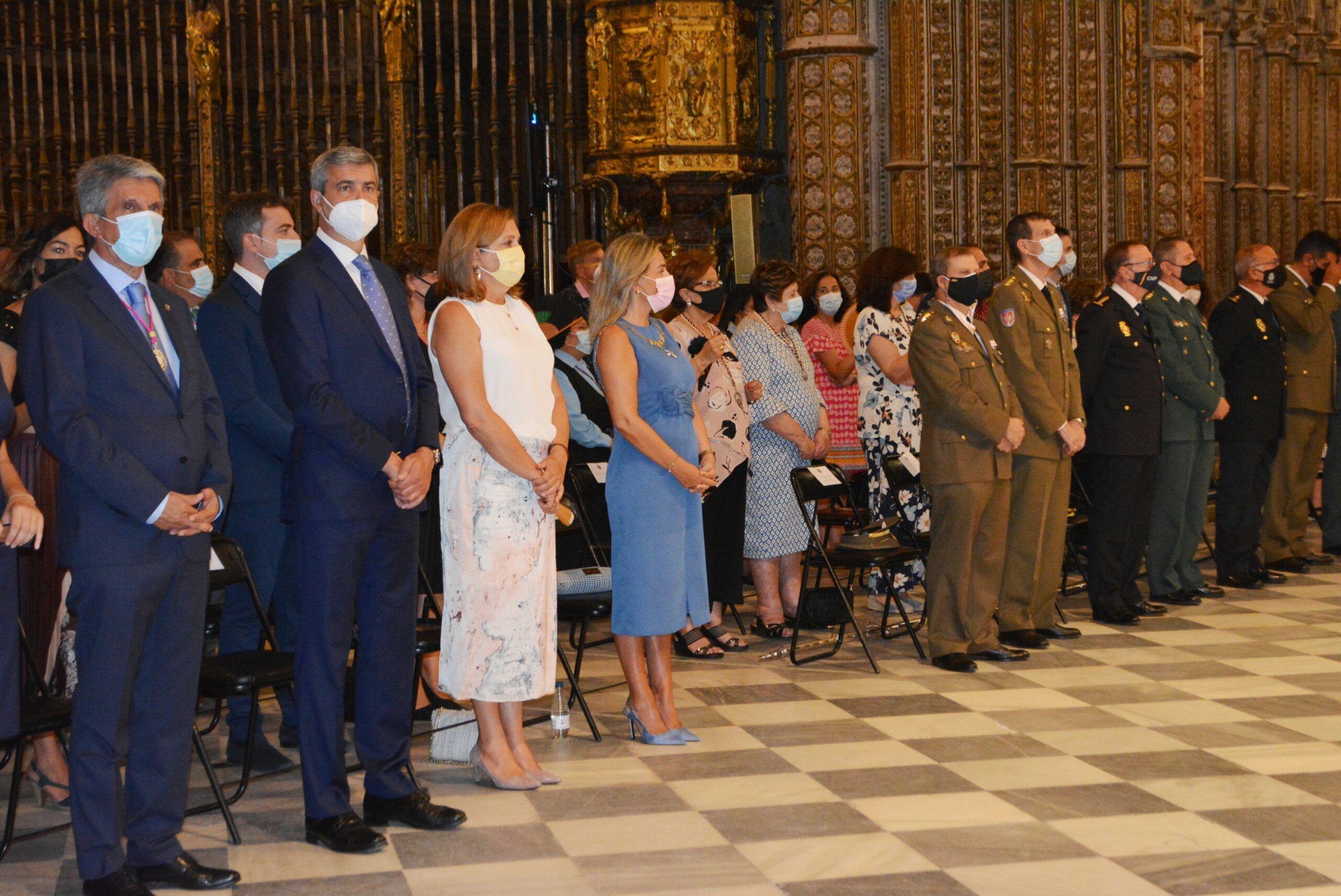 Álvaro Gutiérrez destaca los 250.000 euros que la Diputación y Arzobispado dedicarán para la mejora de los edificios religiosos en la provincia de Toledo