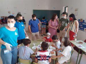 El equipo de Gobierno apoya el proyecto de ocio inclusivo para personas con Trastorno del Espectro Autista de Talavera
