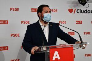 """Camacho ante el deseo del PP de """"obstaculizar"""" la lucha contra la COVID: """"Los agoreros del PP se han vuelto a equivocar"""""""
