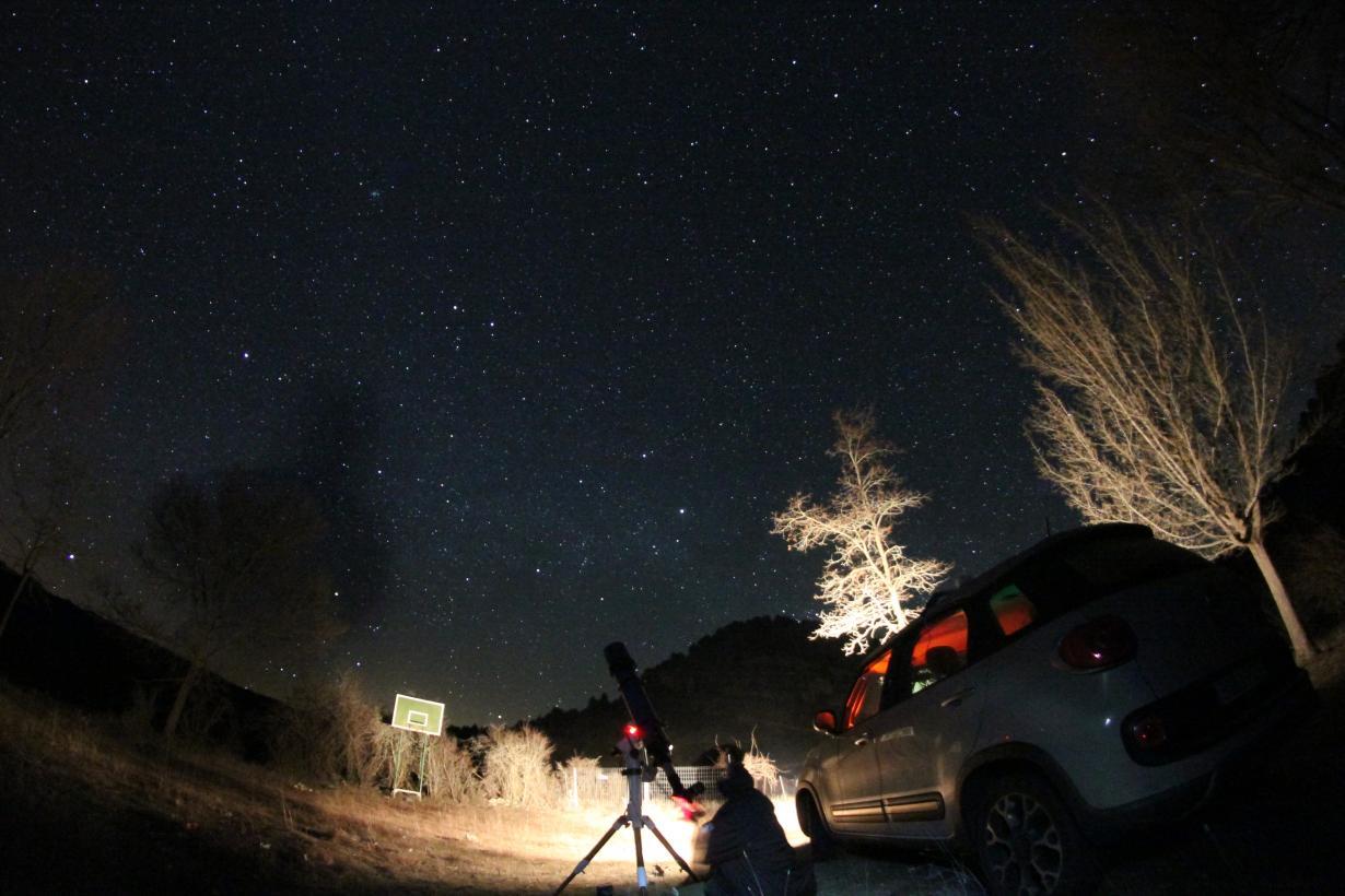El Gobierno de Castilla-La Mancha impulsa la incorporación del Alto Guadiela como Destino Turístico Starlight de la Serranía de Cuenca