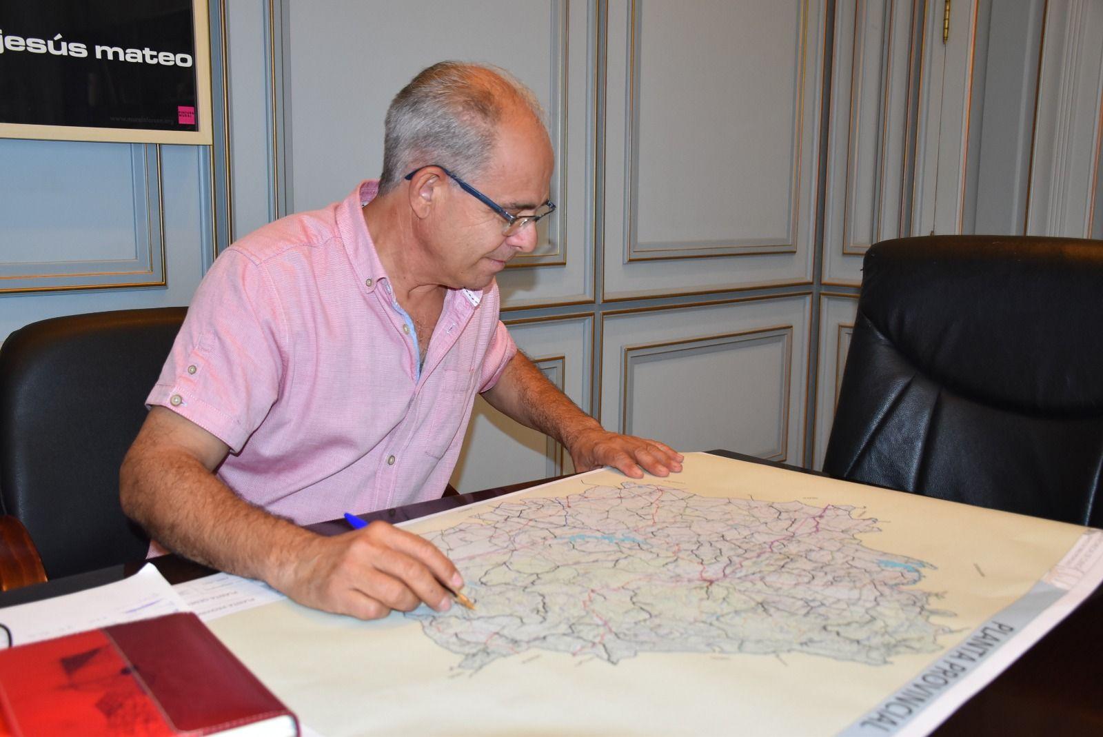 La Diputación de Cuenca ha actuado en 13,6 kilómetros y tiene proyectadas actuaciones en 11,5 km de la CUV-5003