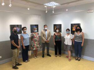 El Centro Joven acoge la exposición de fotografía organizada por Afebac, la Asociación de Familiares de Bulimia y Anorexia de Cuenca
