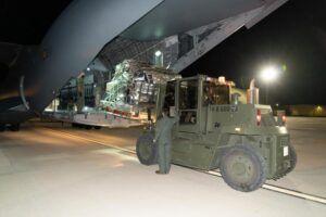 Despega de Zaragoza el segundo avión hacia Afganistán para repatriar a los españoles y sus colaboradores