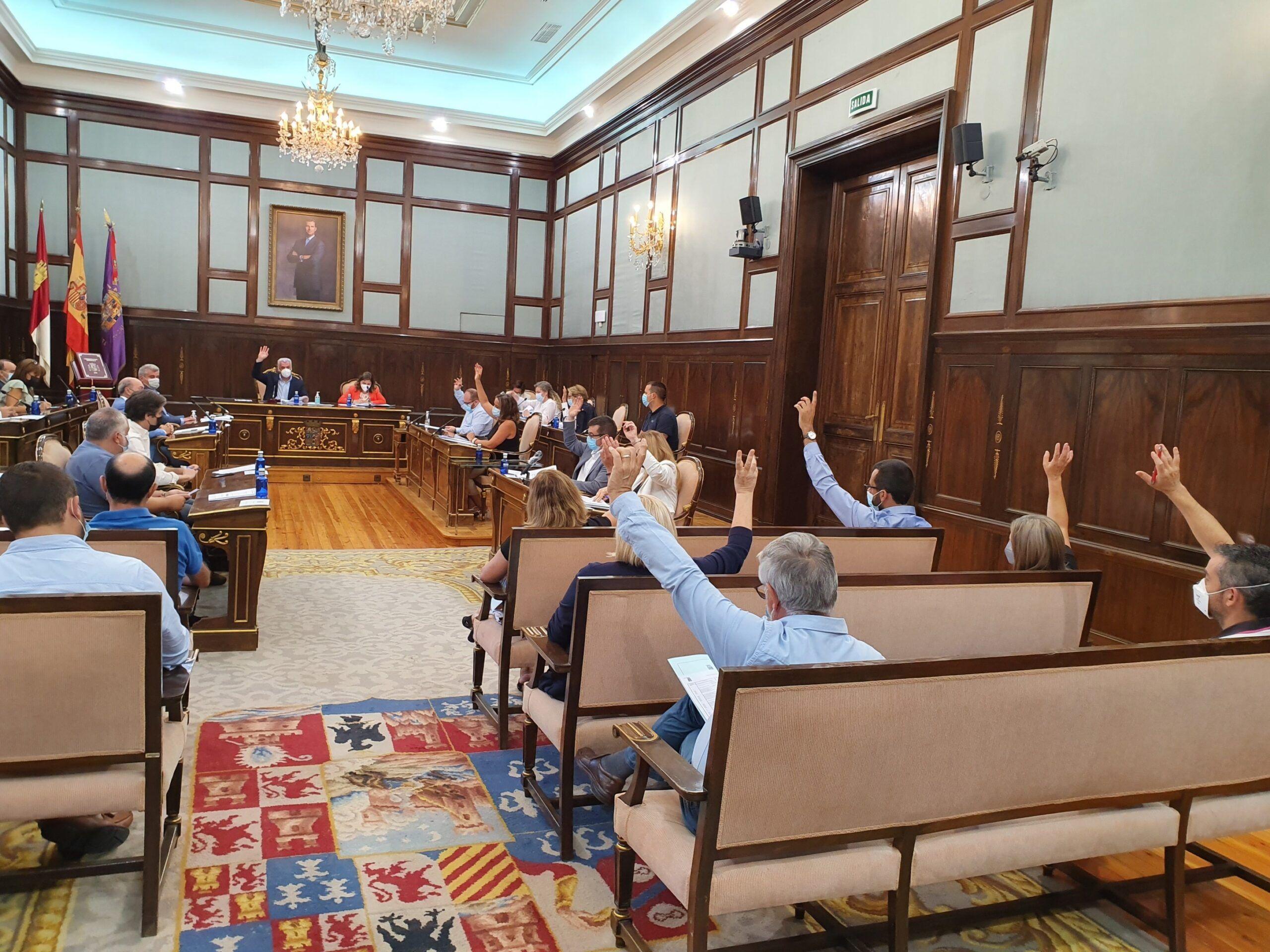 La Diputación de Guadalajara aprueba la Cuenta General del ejercicio 2020