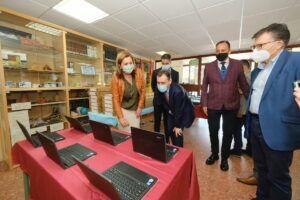 Castilla-La Mancha se benefició, en el primer semestre, de más de 55 millones para la digitalización del sistema educativo