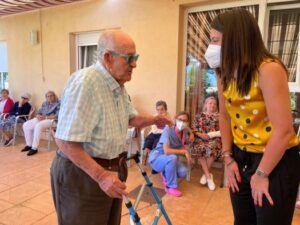 El Gobierno regional amplía las plazas de atención especializada para personas con discapacidad en el CADIG 'Benita Gil', de la Fundación AFANIAS Castilla-La Mancha