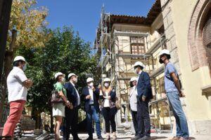 El Gobierno regional tiene en marcha este verano 120 actuaciones en centros educativos de la provincia de Cuenca por 6,5 millones de euros