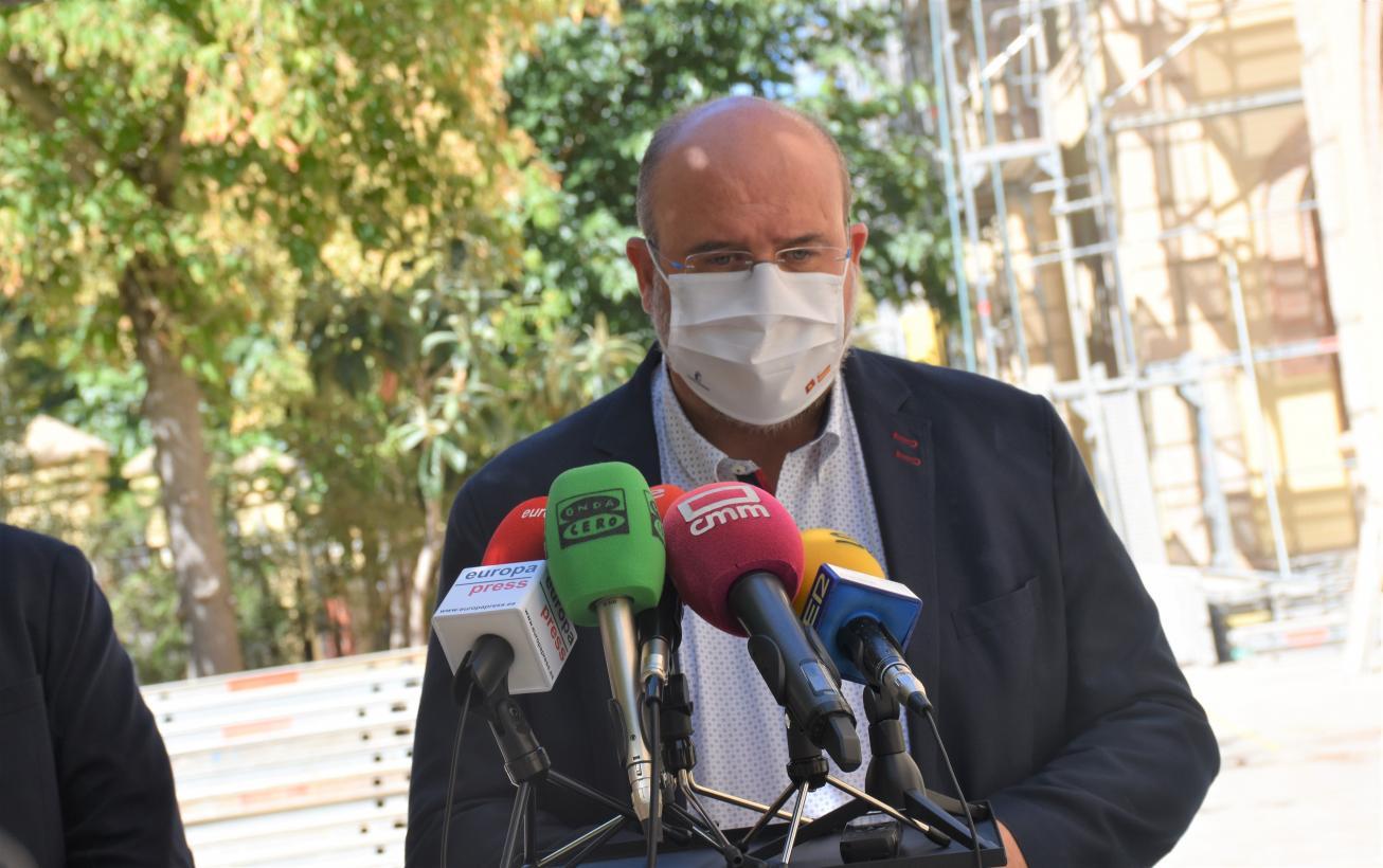 Castilla-La Mancha iniciará la próxima semana la vacunación frente a la Covid-19 de los mayores de 12 años