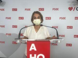 """Manuela Casado: """"El gobierno regional seguirá reforzando las medidas preventivas contra la Covid-19 en centros residenciales"""""""