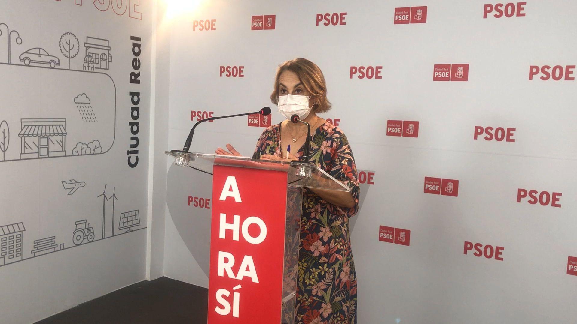 """Manuela Casado """"El Plan Corresponsables será una herramienta más para conseguir la igualdad de oportunidades entre hombres y mujeres, prioritaria para el gobierno regional"""""""