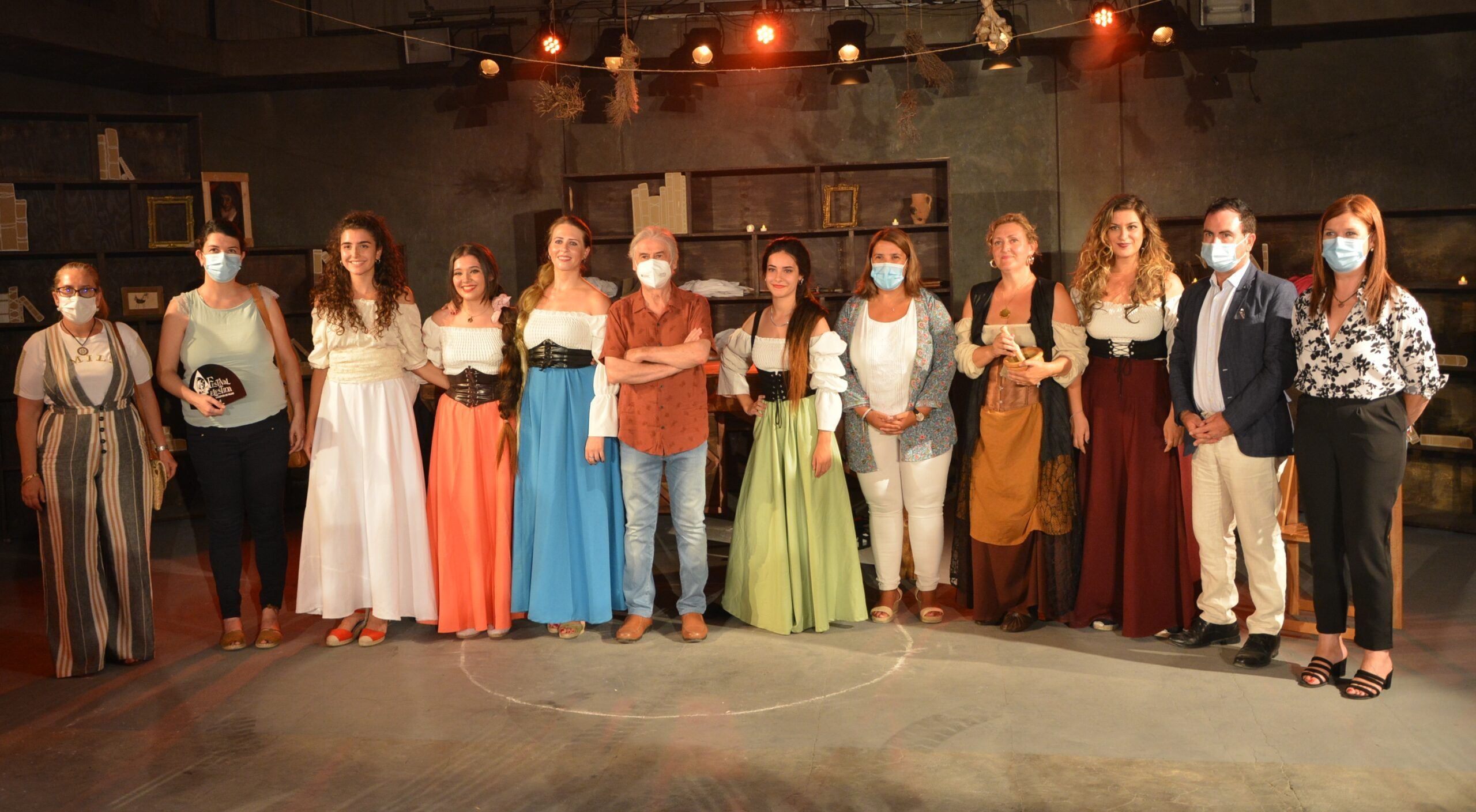 María Jesús Pérez subraya la importancia del Festival Celestina en el panorama cultural de la provincia