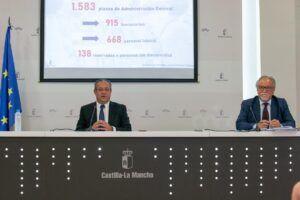 El Diario Oficial de Castilla-La Mancha publica las fechas y lugares de los exámenes para acceder a 1.583 plazas de Administración General