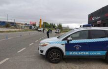 Efectivos de Policía Local y Agentes de Movilidad efectúan controles de alcohol y drogas esta semana en Cuenca