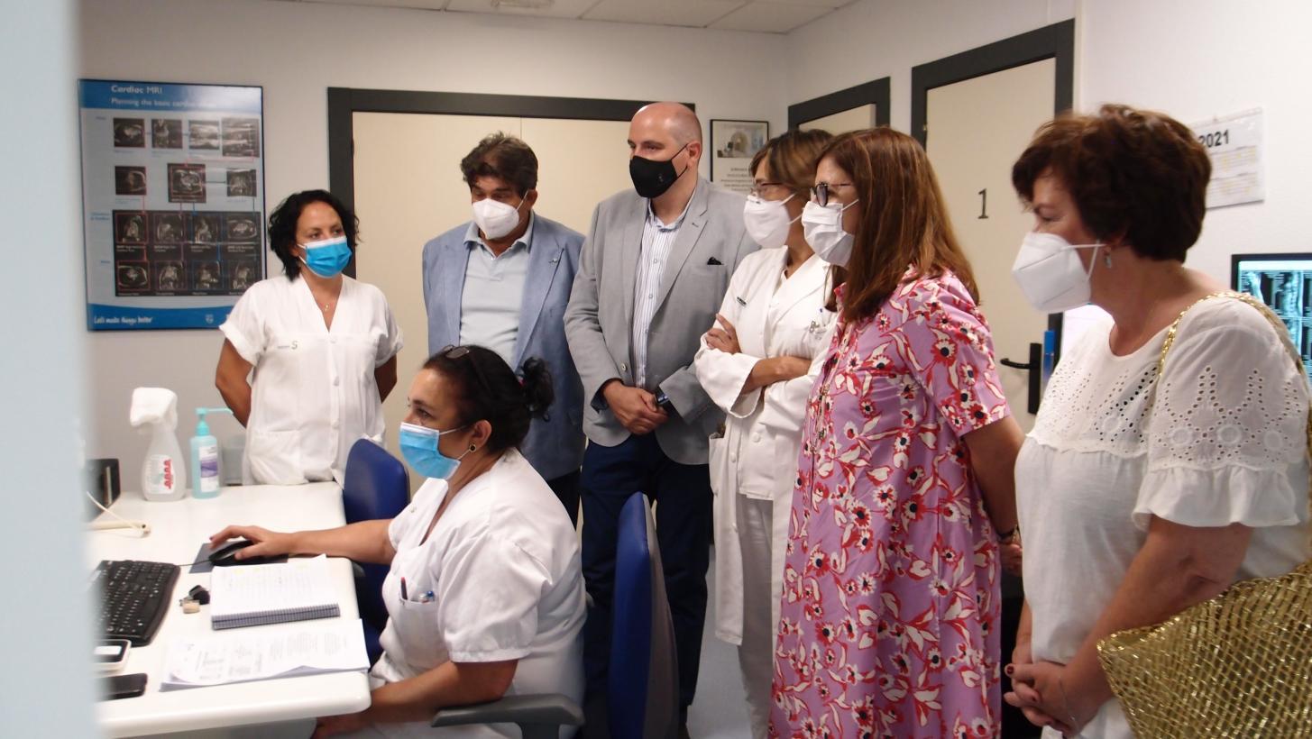 El Gobierno de Castilla-La Mancha sigue recuperando la formación de especialistas sanitarios en el área de Puertollano para reforzar la incorporación de profesionales al sistema regional de salud