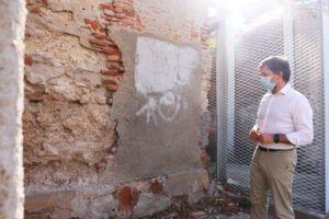 El Ayuntamiento de Guadalajara saca a licitación la redacción del proyecto para la reparación de la fachada exterior del Alcázar