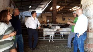 Intensa jornada del diputado nacional Ricardo Chamorro