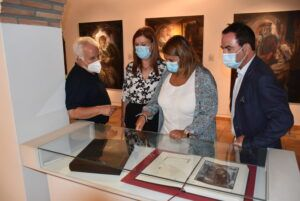 Los Ayuntamientos de Talavera y de La Puebla de Montalbán trabajarán en acciones culturales conjuntas en torno a la figura de Fernando de Rojas