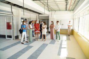 El Gobierno regional destaca que durante esta legislatura se construirán 25 nuevos centros educativos en Castilla-La Mancha