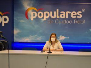 """González: """"Desde el PP de Ciudad Real nos preguntamos dónde está El Presidente de todos los castellano-manchegos, donde está D. Emiliano García Page"""""""