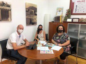 El Gobierno regional trabaja junto al Ayuntamiento de Elche de la Sierra y entidades de la comarca de la Sierra del Segura en el proyecto 'Re-poblando desde la Sostenibilidad'