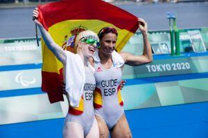 España escala al décimo puesto del medallero paralímpico de Tokio