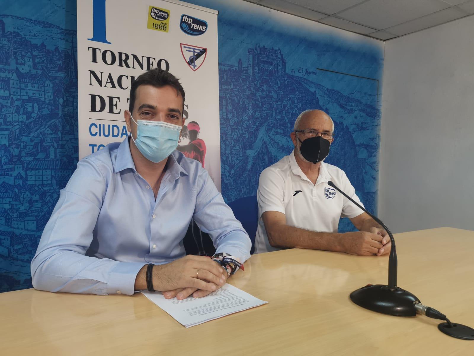 Toledo ofrecerá del 31 de agosto al 5 de septiembre el único torneo nacional de tenis femenino de toda Castilla-La Mancha