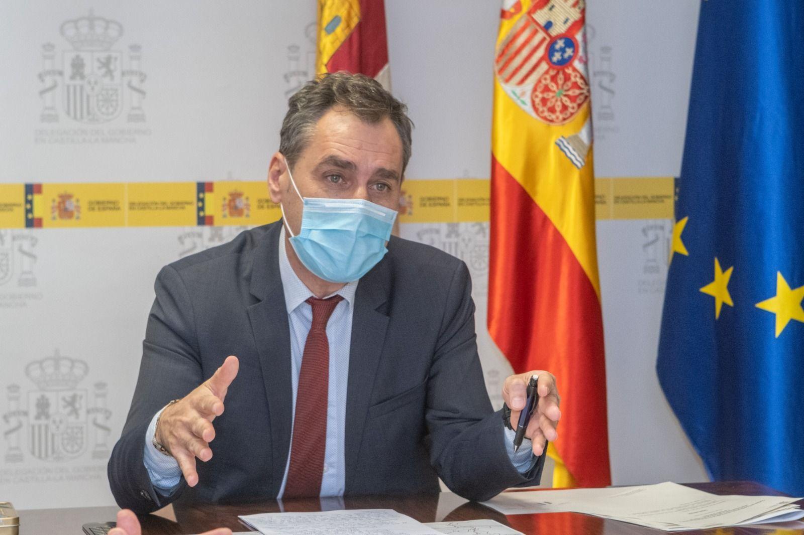 El Gobierno de España focaliza en el sector agrícola, clave para Castilla-La Mancha, buena parte del esfuerzo de recuperación económica iniciado este año