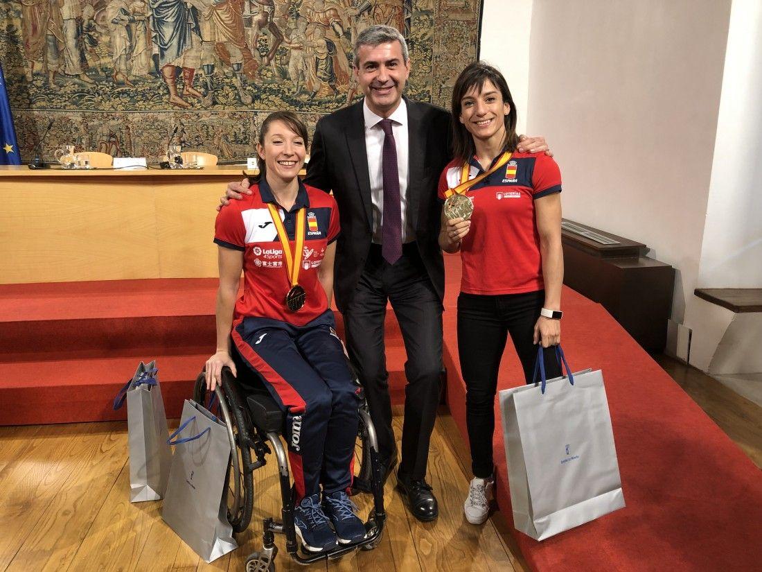 Álvaro Gutiérrez destaca el orgullo por nuestros olímpicos y les felicita por sus grandes éxitos en Tokyo 2020