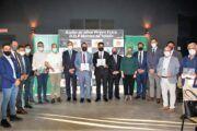 Eurocaja Rural participa en la entrega de los 'Premios Cornicabra 2021' que otorga la D.O.P. 'Montes de Toledo'