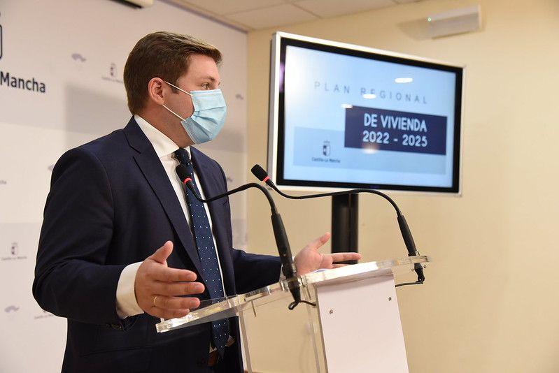 El Gobierno regional abre un amplio proceso participativo para elaborar el nuevo Plan de Vivienda de Castilla-La Mancha (2022-2025)