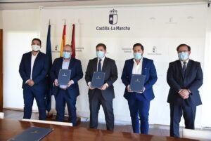 El Gobierno de Castilla-La Mancha pone en marcha un nuevo servicio ASTRA en Brihuega y Torija